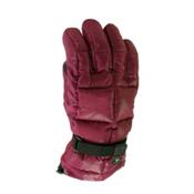 Grandoe Mother Goose Womens Gloves, Rasberry, medium