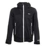 Oakley Sethmo Soft Shell Ski Jacket, Black, medium