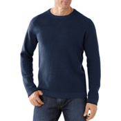 SmartWool Granite Creek Crew Mens Sweater, Deep Navy, medium
