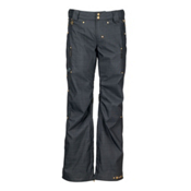 Oakley GB Favorite Insulated Womens Snowboard Pants, Graphite, medium