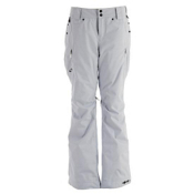 Oakley GB Favorite Insulated Womens Snowboard Pants, Blue Dust, medium