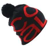 Coal Logo Ski Hat, Black, medium