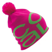 Coal Logo Ski Hat, Magenta, medium
