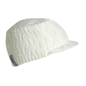Turtle Fur Wells Ski Hat, White, medium