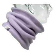 Turtle Fur Turtles Girls Neck Warmer, Sweet Lavender, medium