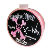 One Ball Jay X-Wax Rub On Wax, , medium