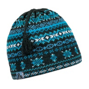 Turtle Fur Chamonix Tassel Ski Hat, Black Heather, medium