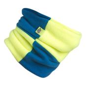 Turtle Fur Original Rubix Kids Neck Warmer, Glo Stik-Poseidon Blue, medium
