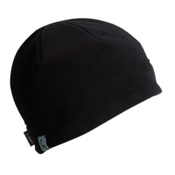 Turtle Fur Polartec Windbloc Hat, Black, medium