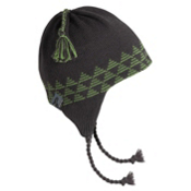 Turtle Fur Vermontur Earflap Egypt Ski Hat, Graphite, medium