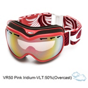 Oakley Stockholm Womens Goggles 2013, Sunset Plume-Vr50 Pink Iridium, medium