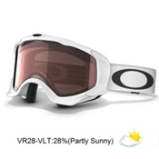 Oakley Twisted Goggles 2014, Polished White-Vr28, medium