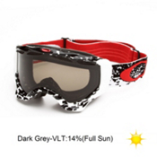 Oakley Twisted Goggles 2014, Pixel Fade Red-Dark Grey, medium