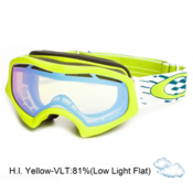 Oakley Catapult OTG Goggles 2014, Lightning Green-H.i. Yellow, medium