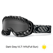 Oakley A Frame Shaun White Goggles 2013, Highlight Grey Black-Dark Grey, medium