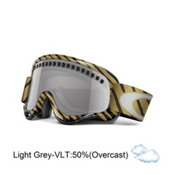 Oakley XS O Frame Shaun White Kids Goggles 2013, Highlight Gold Black-Light Grey, medium