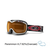 Oakley Stockholm Caia Koopman Womens Goggles 2013, Kitty Skull-Persimmon, medium