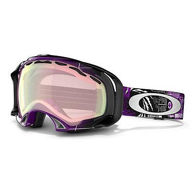 Oakley Splice Alternative Fit Eero Ettala Goggles, , large