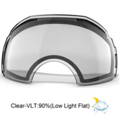 Oakley Airbrake Goggle Replacement Lens 2014, Clear, medium