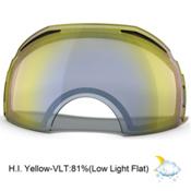 Oakley Airbrake Goggle Replacement Lens 2017, High Intensity Yellow, medium