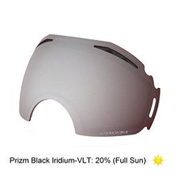 Oakley Airbrake Goggle Replacement Lens 2018, Prizm Black Iridium, 256