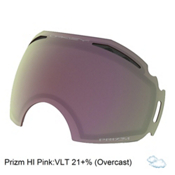 Oakley Airbrake Goggle Replacement Lens 2017, Prizm Hi Pink Iridium, medium