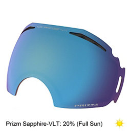 Oakley Airbrake Goggle Replacement Lens 2018, Prizm Sapphire Iridium, 256