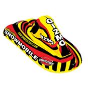 SportsStuff Gizmo Snowmobile Inflatable Sled, , medium
