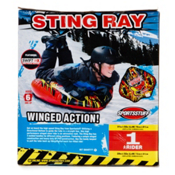 SportsStuff Sting Ray Snow Tube Inflatable Sled, , medium