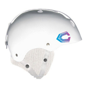 Capix Team Keep A Breast Womens Helmet, Chanelle Sladics-Keep A Breast, medium