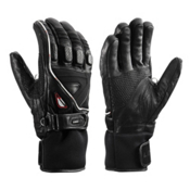 Leki Griffin S Gloves, Black, medium
