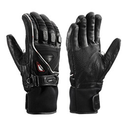 Leki Griffin S Gloves, Black, 256