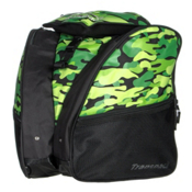 Transpack XT1 Ski Boot Bag 2016, Green Camo, medium