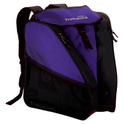 Transpack XTW Ski Boot Bag 2017, Purple, medium