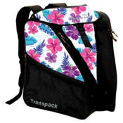 Transpack XTW Ski Boot Bag 2015, White Floral, medium
