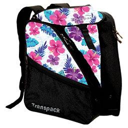 Transpack XTW Ski Boot Bag 2018, White Floral, 256