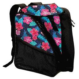Transpack XTW Ski Boot Bag 2017, Pink Hibiscus, 256