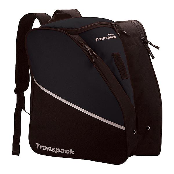 Transpack Edge Junior Ski Boot Bag 2018, Black, 600