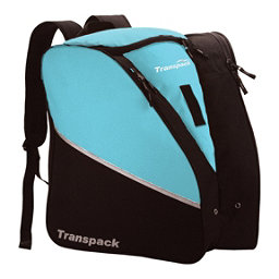 Transpack Edge Junior Ski Boot Bag 2017, Aqua Blue, 256