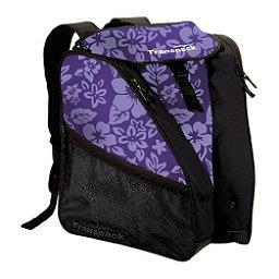 Transpack XTW Ski Boot Bag 2018, Purple Floral, 256