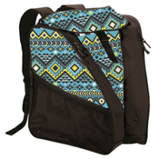 Transpack XTW Ski Boot Bag 2018, Tribal Aztec, medium