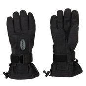 Seirus Da Bone Wrist Protection Gloves, Black, medium