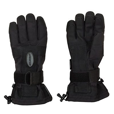 Seirus Da Bone Wrist Protection Gloves, Black, viewer