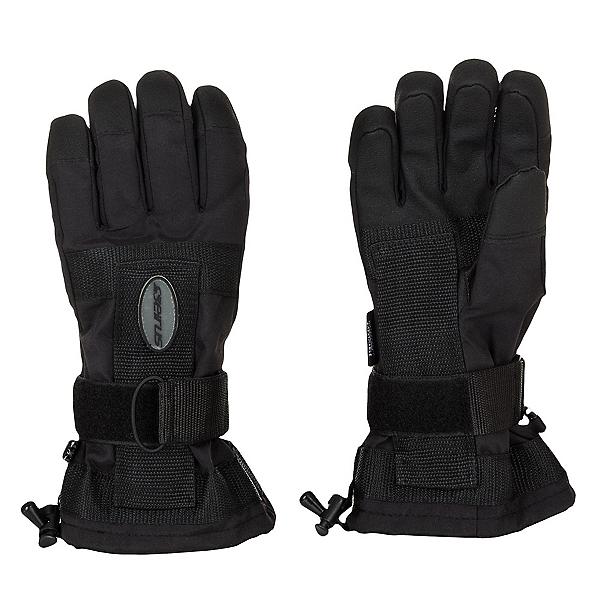 Seirus Da Bone Wrist Protection Gloves, Black, 600