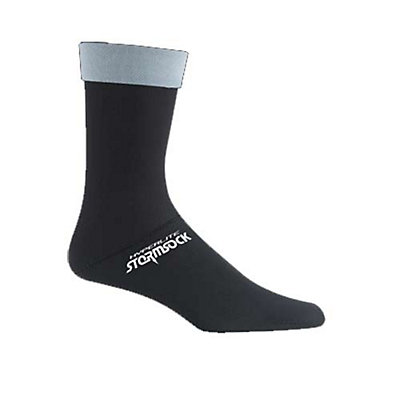 Seirus Hyperlite Stormsocks Ski Socks, Black, viewer