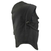 Seirus X-Treme Hood Balaclava, Black, medium