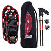 Red Feather Hike Control Snowshoes, , medium