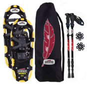 Red Feather Hike Control Womens Snowshoes, , medium
