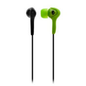 Skullcandy Smokin Buds In-Ear Buds, Lurker Green-Black, medium