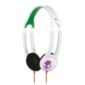 Skullcandy Icon 2 On-Ear Headphones, White, medium